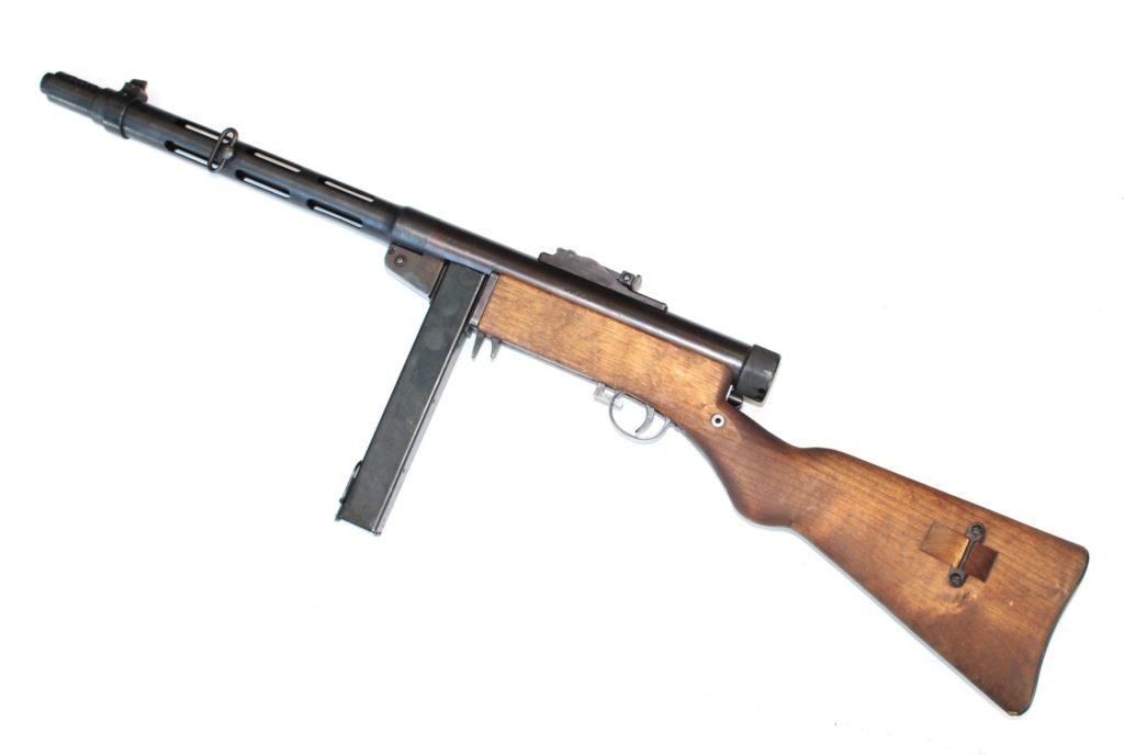 Пистолет-пулемет Суоми