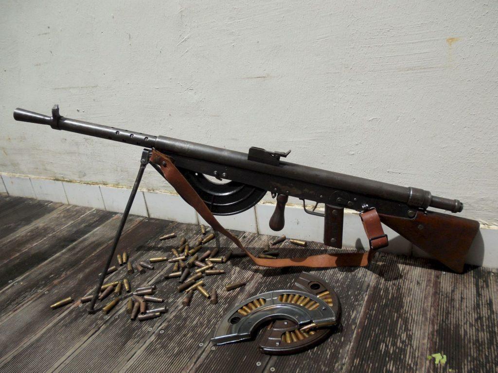 Купить пулемет Шоша