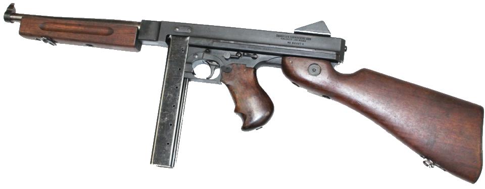 Пистолет-пулемет Томпсона